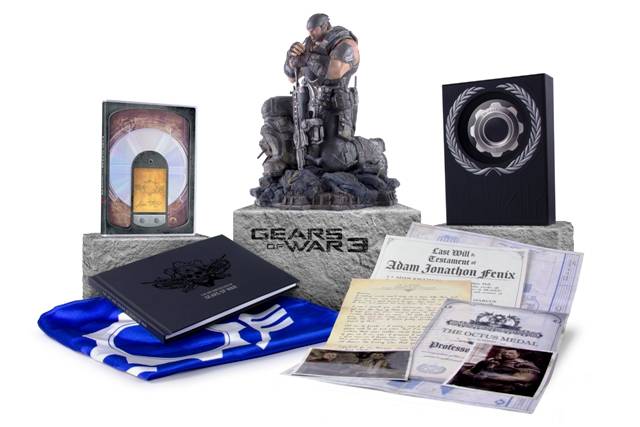 Gears of War 3 - Limited and Epic Edition! (2/2)